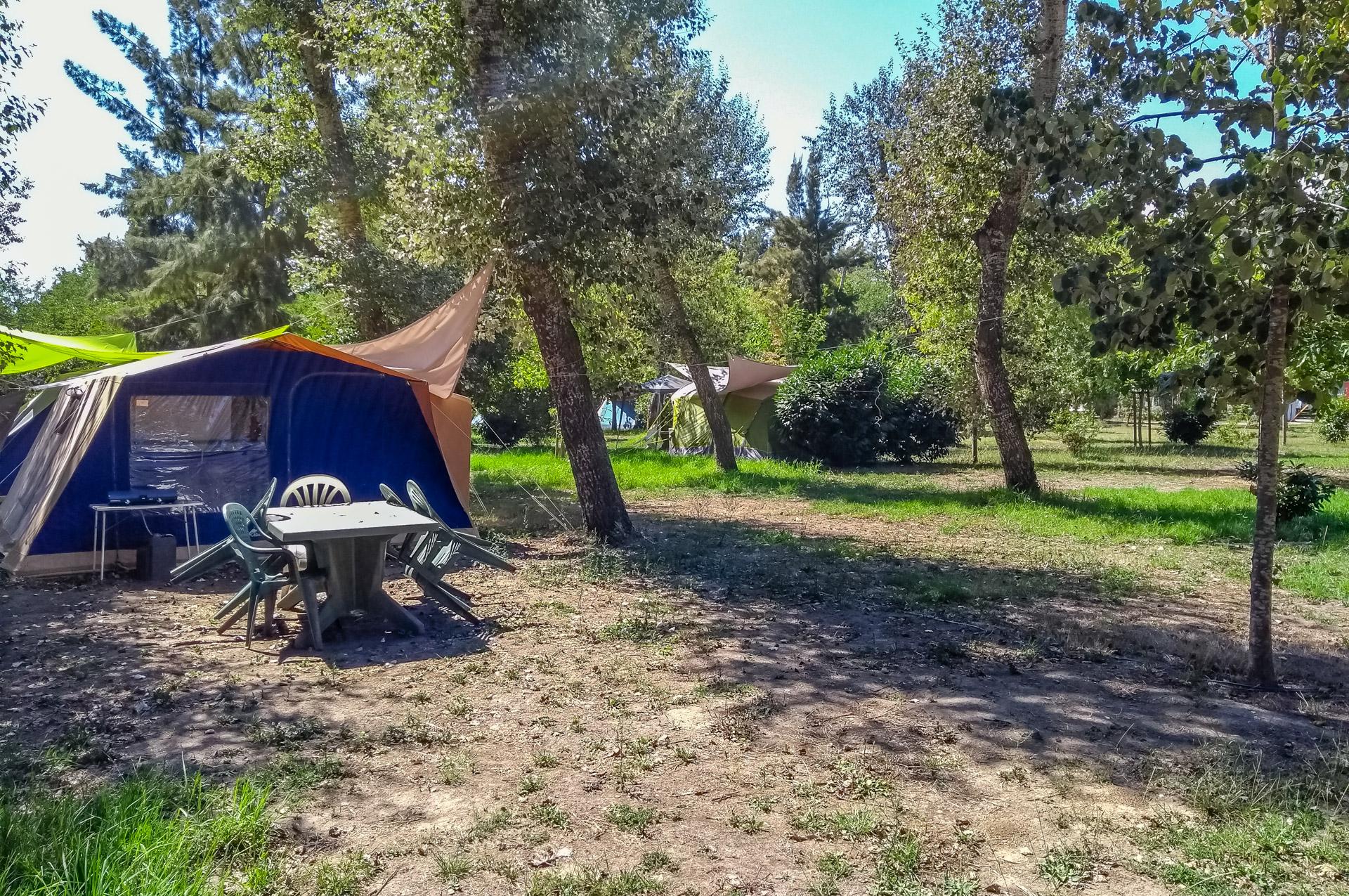 Camping U Casone