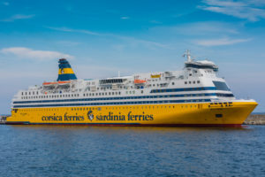 Fähre Korsika Bastia