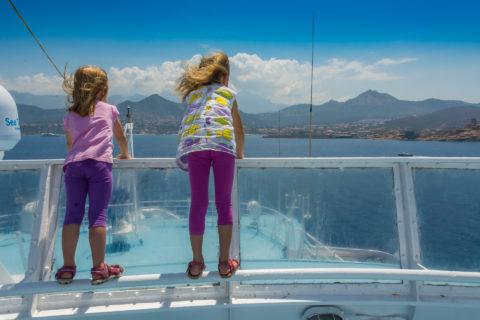 Tipps fürs Buchen der Fähre nach Korsika