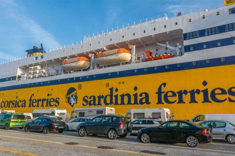 Tipps für die Fähre nach Korsika