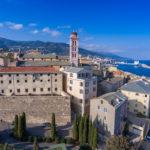 Zitadellenviertel von Bastia mit der Kathedrale Sainte-Marie