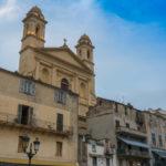 Kirche Saint-Jean Baptiste im alten Hafen von Bastia