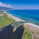 Etang de Biguglia südlich von Bastia