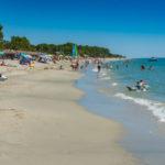 Strand an der Ostküste bei Ghisonaccia