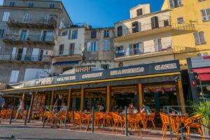 Restaurtant Wha in Bastia