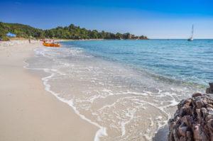 Schönste Strände Korsikas Canelle