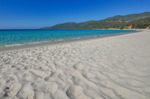 Schönster Strand Korsikas Cupabia