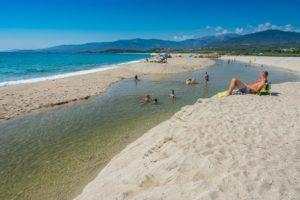 Schönster Strand Korsikas Liamone