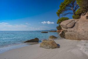 Schönster Strand Korsikas Palombaggia