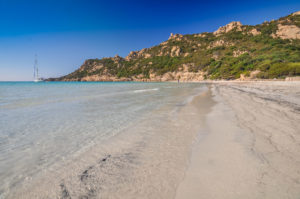 Schönster Strand Korsikas Roccapina