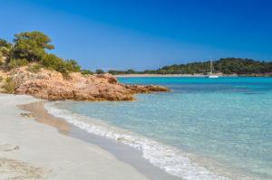 Schönster Strand Korsikas Rondinara