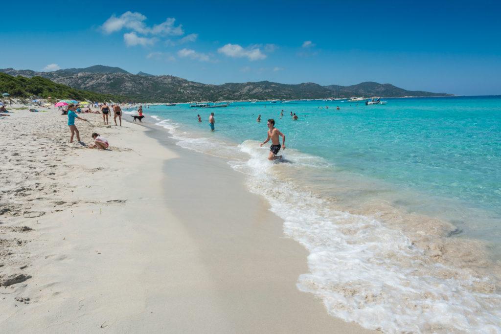 Schönster Strand von Korsika Saleccia