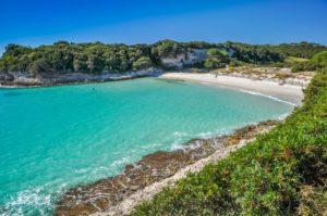 Schönster Strand Korsikas Sperone