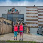 Korsika bei schlechtem Wetter: Indoorspielplatz Rico et les Pirates