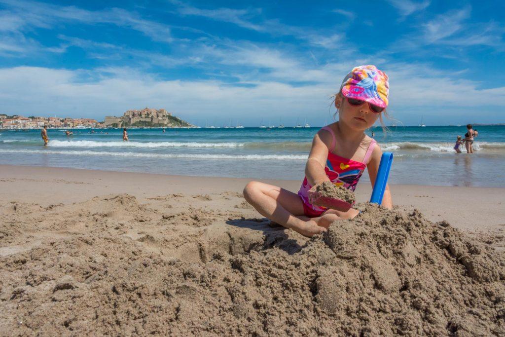 Camping Korsika mit Kindern