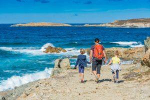 Wandern auf Korsika mit Kindern