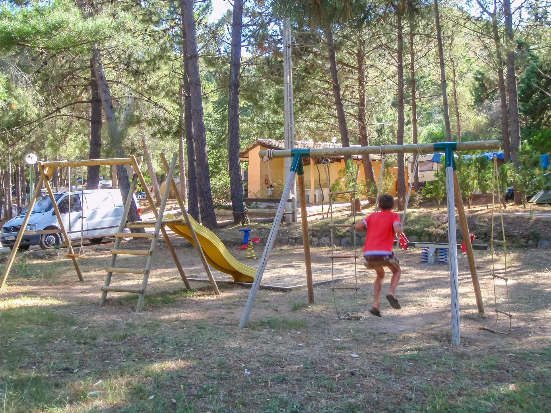 Camping La Pinède St-Florent