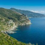 Westküste des Cap Corse