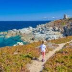 Küstenwanderung an der Punta di Spano