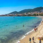 Strand von Ajaccio