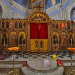 Griechische Kirche in Cargèse