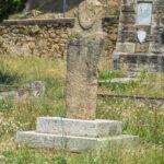 Menhirstatue bei Vico