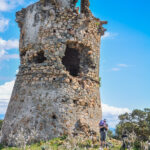Genueserturm auf der Punta d'Omigna