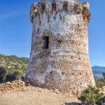Genueserturm auf dem Capu Neru