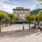 Sartène Place Porta