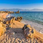 Strand von Olmeto