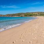 Strand von Arone