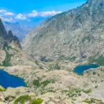Lac de Capitello und Lac de Melo