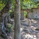 Menhirstatue Santa Maria in der Castagniccia