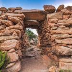 Torreanische Burg von Arraggio