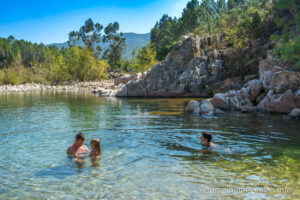 Baden in den Herbstferien auf Korsika