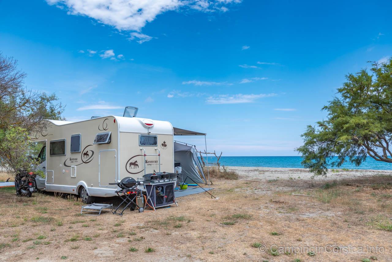 Camping de Bravone